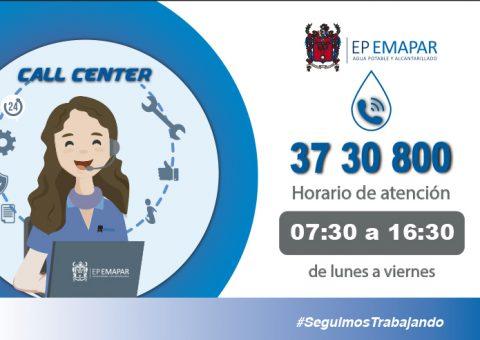 call center web